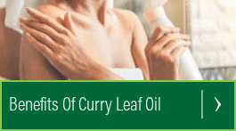 curry leaf essential oil benefits