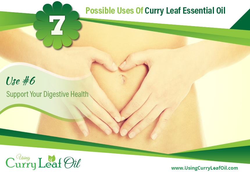 curry leaf essential oil for hair