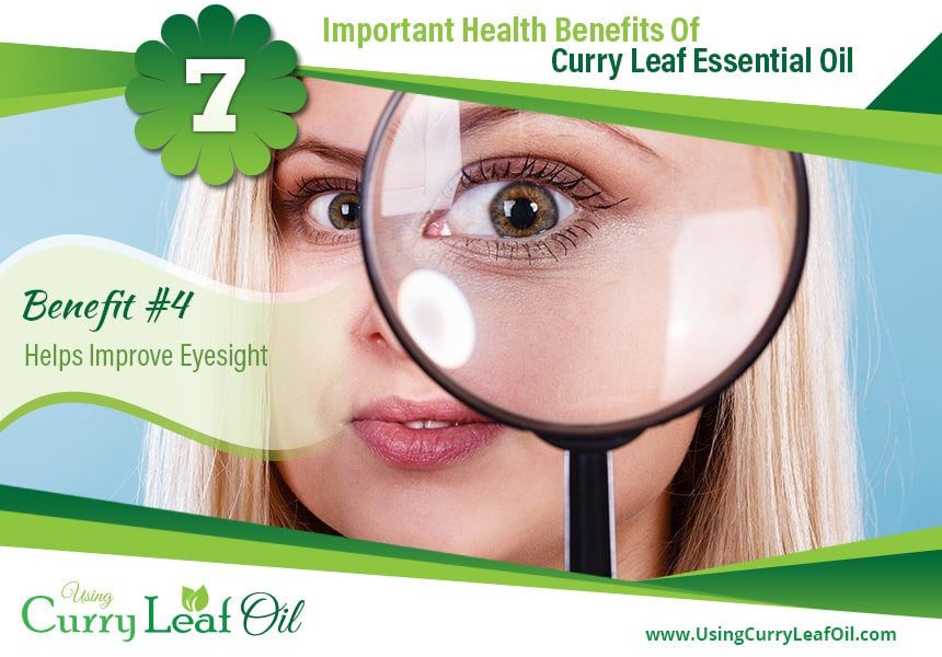 curry leaf essential oil uses