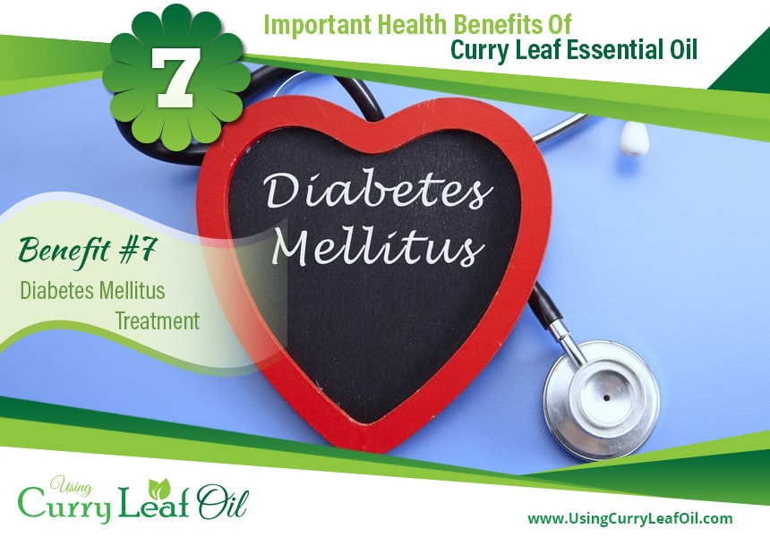 curry leaf essential oil benefits